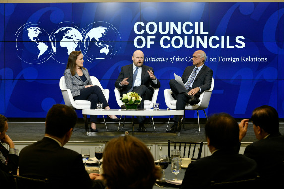 The Council of Councils Eighth Annual Conference: Washington