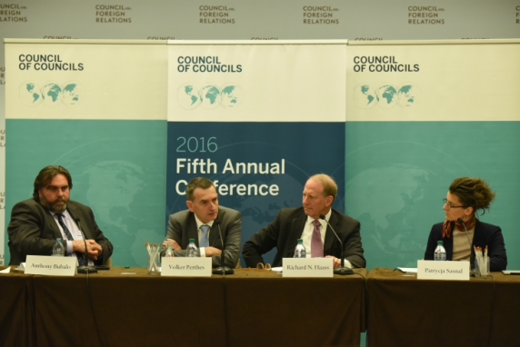 The Council of Councils Fifth Annual Conference: New York