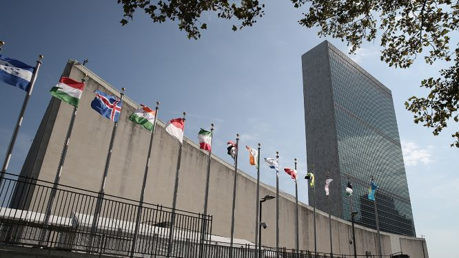 The UN at 75