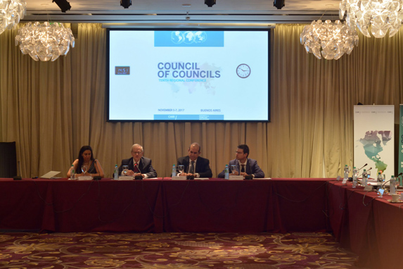 The Council of Councils Tenth Regional Conference: Buenos Aires