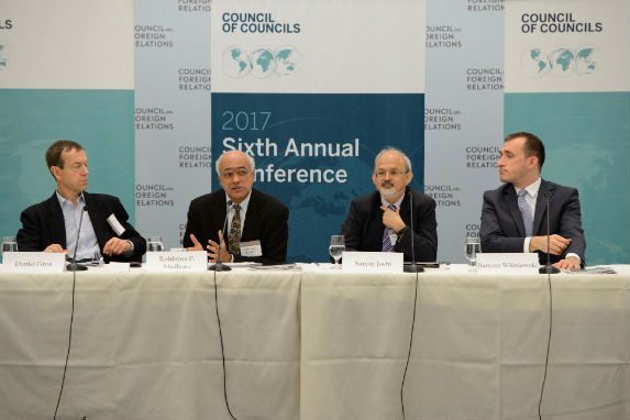 The Council of Councils Sixth Annual Conference: Washington, DC