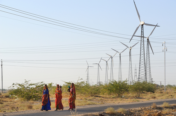 India and the World: Fueling a New Low-Carbon Growth Model