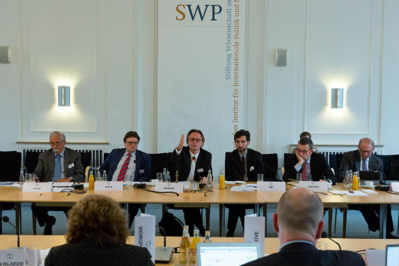 The Council of Councils Ninth Regional Conference: Berlin